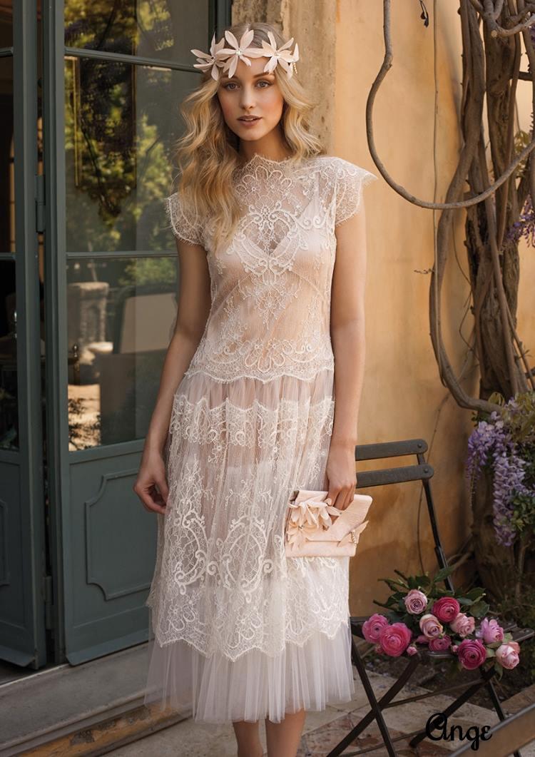 suknia ślubna vintage 2015